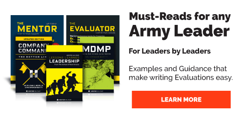 Leadership Guides Products from Mentor Military