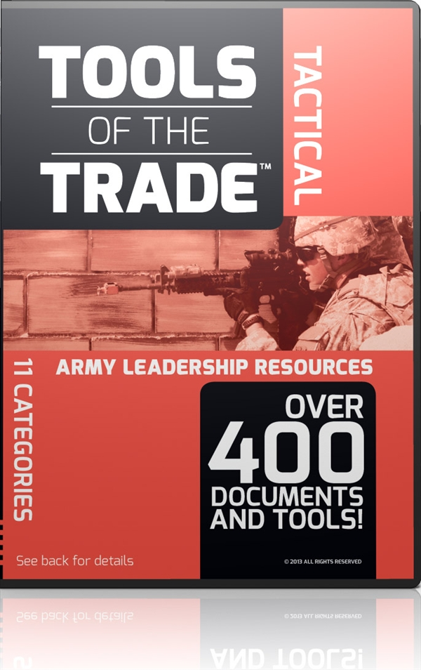 Tools of the Trade: Tactical Edition (Windows)