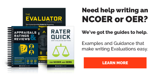 Evaluations Guides from Mentor Military